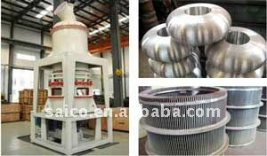 calcium carbonate milling equipment