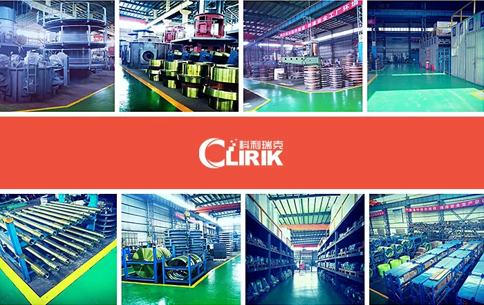Clirik ultrafine grinding mill production workshop