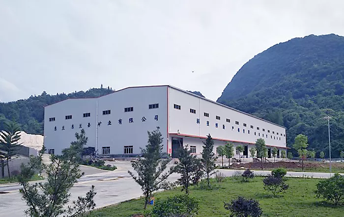 300,000 Tons of Superfine Calcium Carbonate Production Line