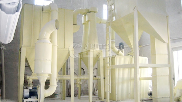 calcium carbonate grinding plant