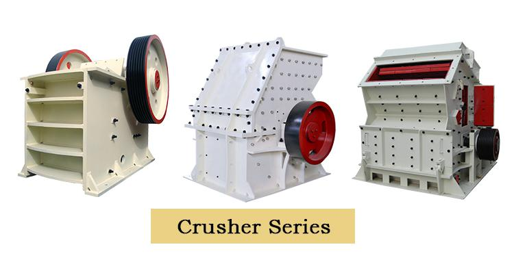 clirik crusher series